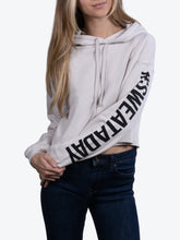 Load image into Gallery viewer, Sweataday - Cropped Hoodie