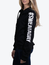Load image into Gallery viewer, SweatADay - Crossover Hoodie