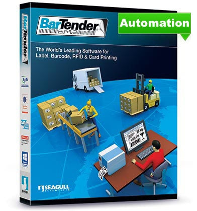 Software Bartender Automation
