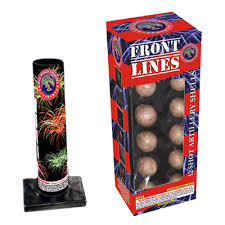 Front Lines Artillery shell