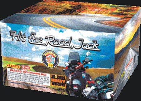 Hit The Road Jack