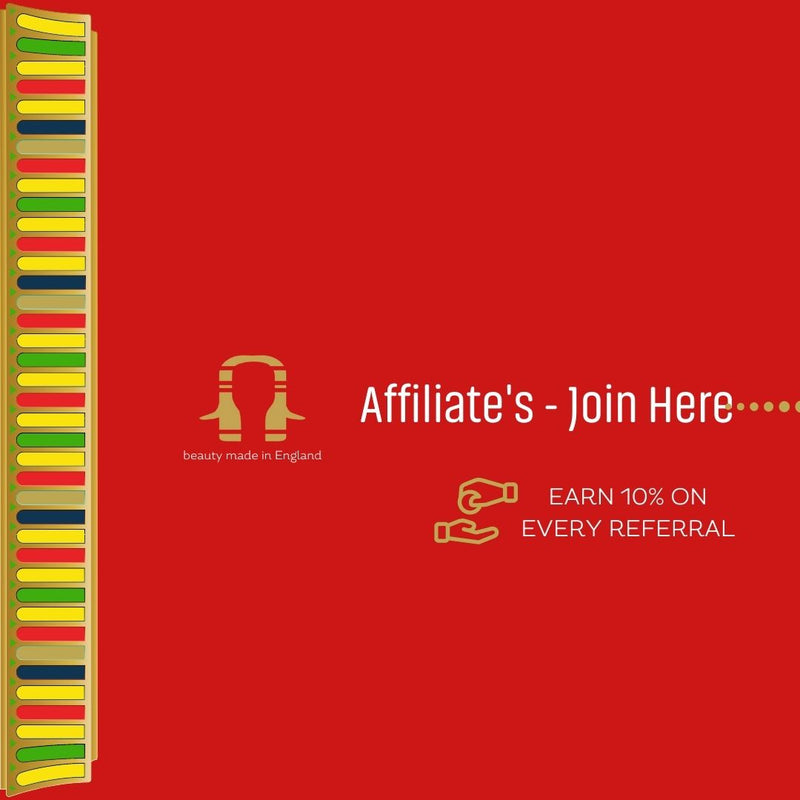 Earn 10% with our Affiliate Program