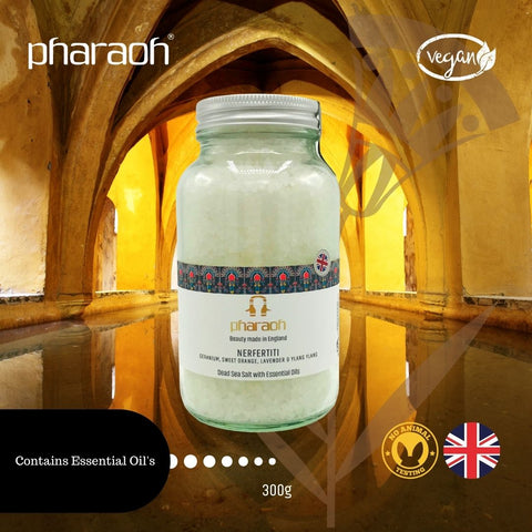 SPA Essentials Winter Gift Pack SAVE £19 | Pharaoh London Cosmetics - discover beauty made in England