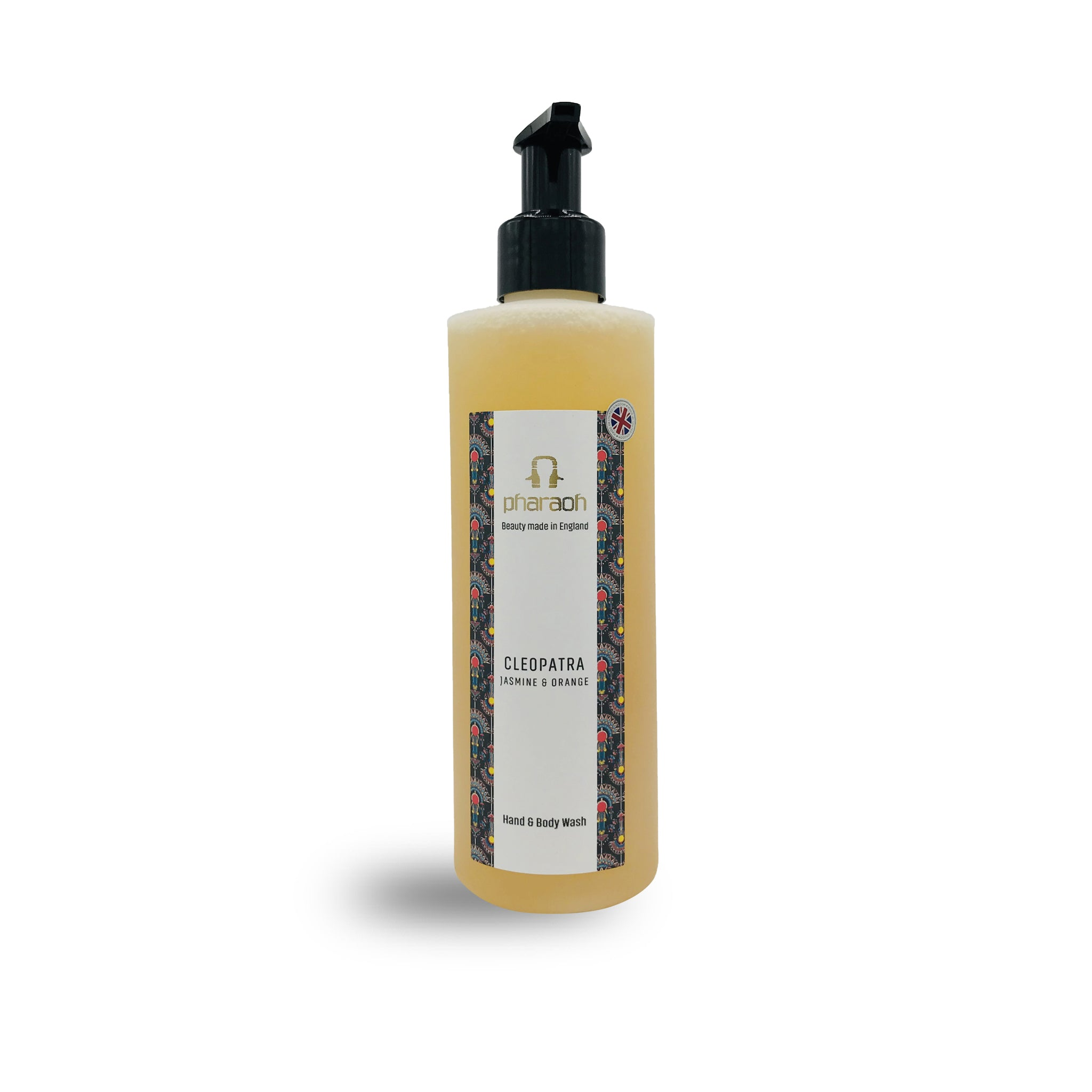 CLEOPATRA (Jasmine & Orange) Luxury Hand & Body Wash 250ml
