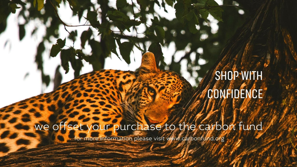 The Carbon Fund | Shop with confidence - Every time you make a purchase we will offset your purchase to plant more trees. | Pharaoh London Cosmetics UK
