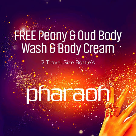 Pharaoh London Cosmetics UK | discover beauty made in England www.pharaoh-london.com