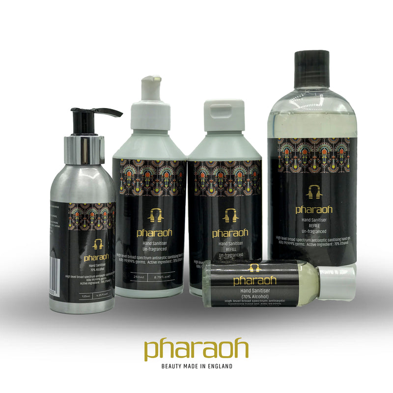Pharaoh London Cosmetics | Beauty Made in England