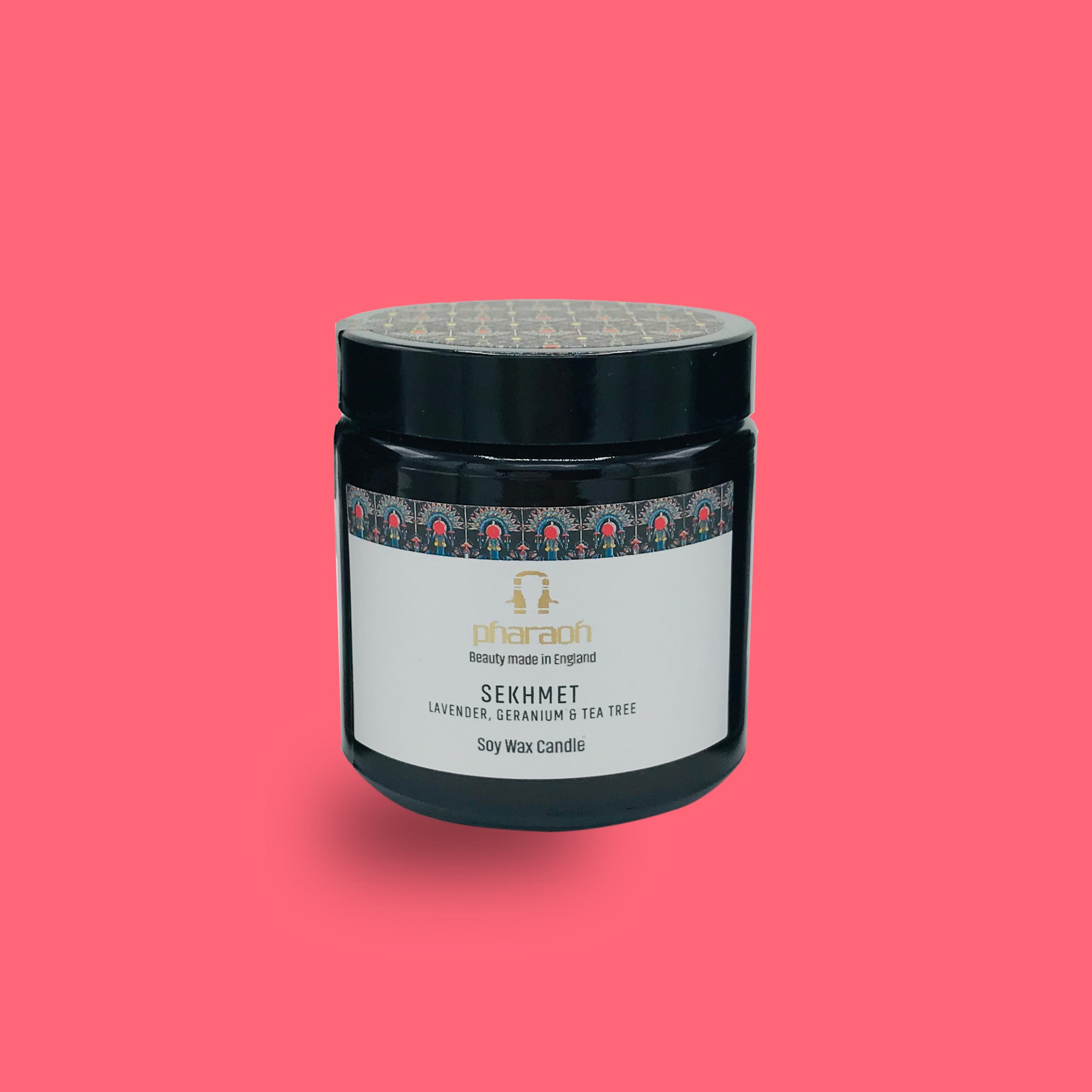 SEKHMET SPA Essentials Soy Wax Candle Collection
