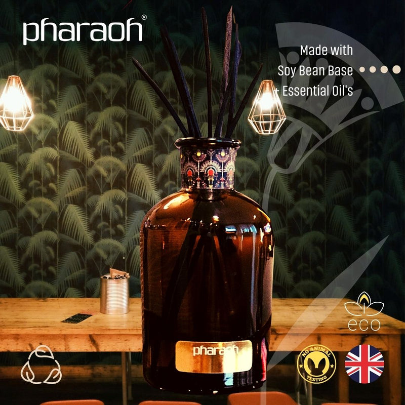 Black Reed Diffuser Sticks (small) - Pharaoh London Cosmetics UK Ltd