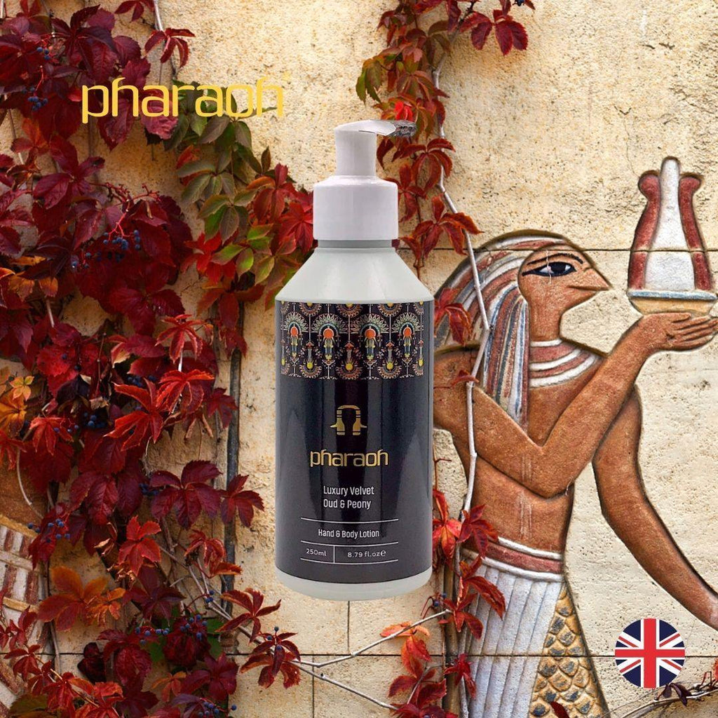 Luxury Peony & Oud Body & Bath Collection - Pharaoh London Cosmetics UK Ltd