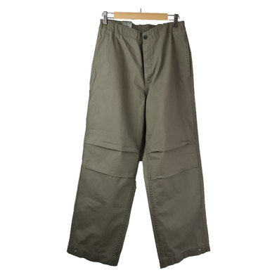 Khaki utility trousers for those that work with style. Heavy duty material. From Levi's