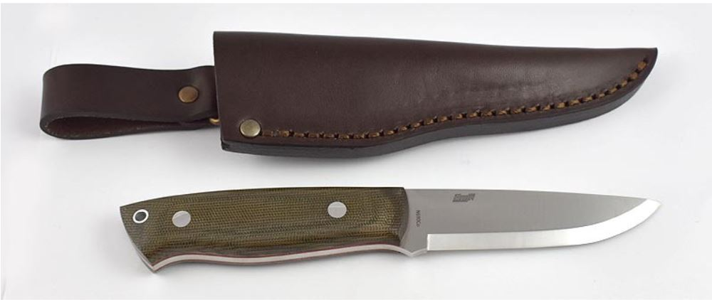 TRAPPER 95 N690CO SCANDI GREEN MICARTA BRISA