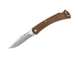 Buck 110 Slim EDC Folding Hunter Pro Brown