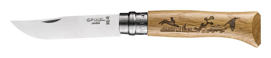 PALMHOUT HARE INOX OPINEL
