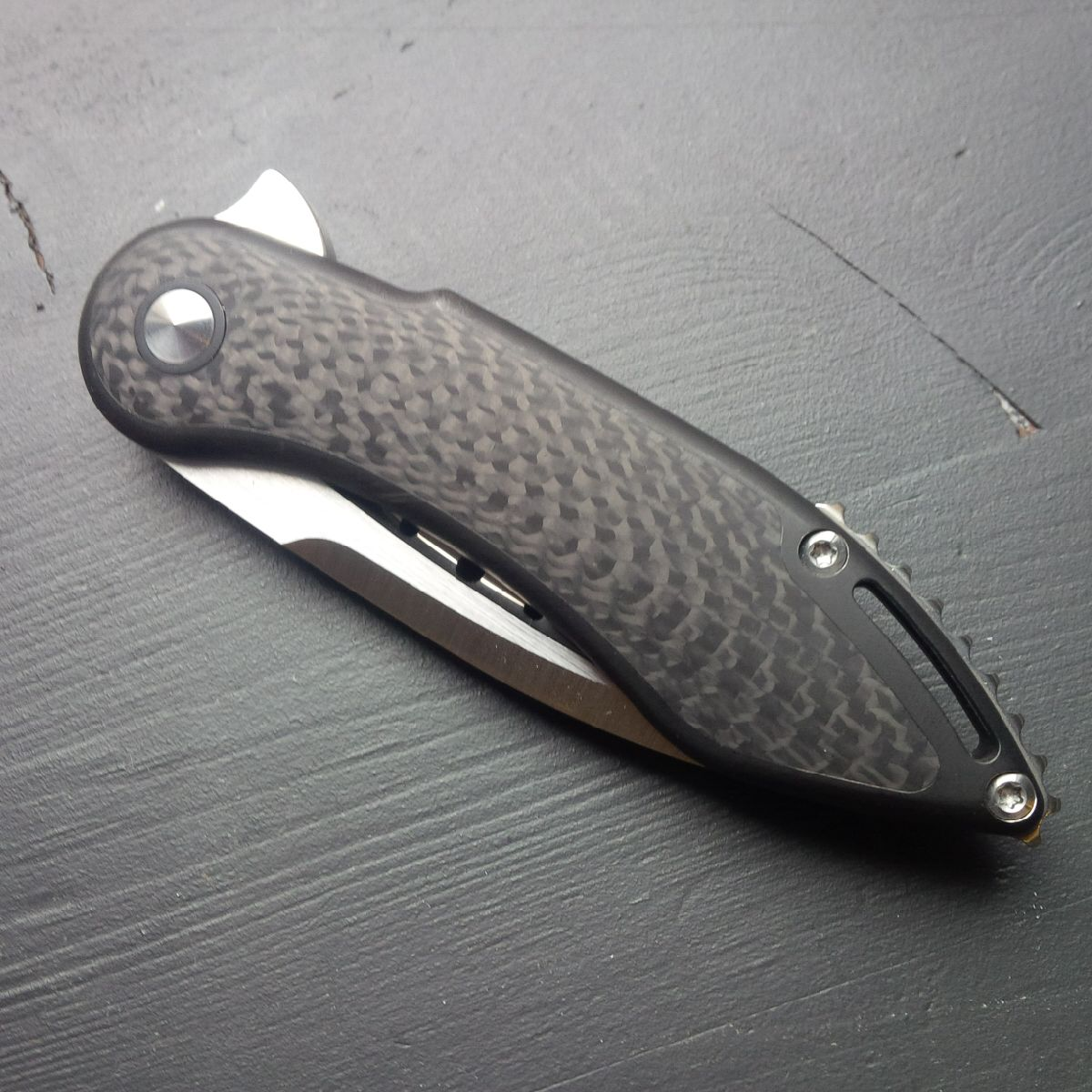 STEELCRAFT BEGG MINI GLIMPSE