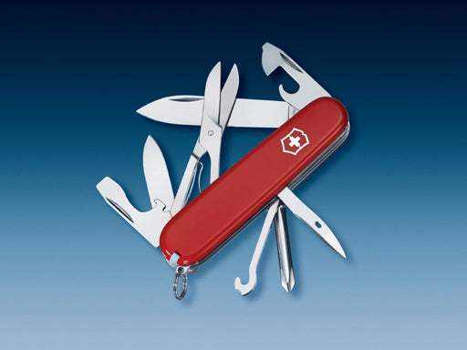 Super Tinker Red Victorinox