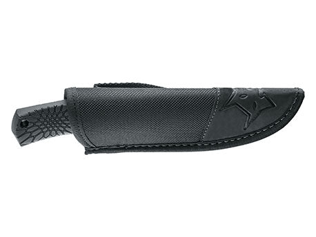 Fox VOX Core black fixed blade