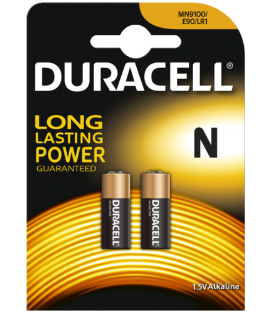 DURACELL LR1 SECURITY