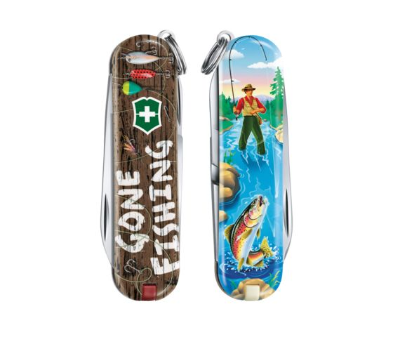 Victorinox Gone Fishing Classic SD Limited 2020