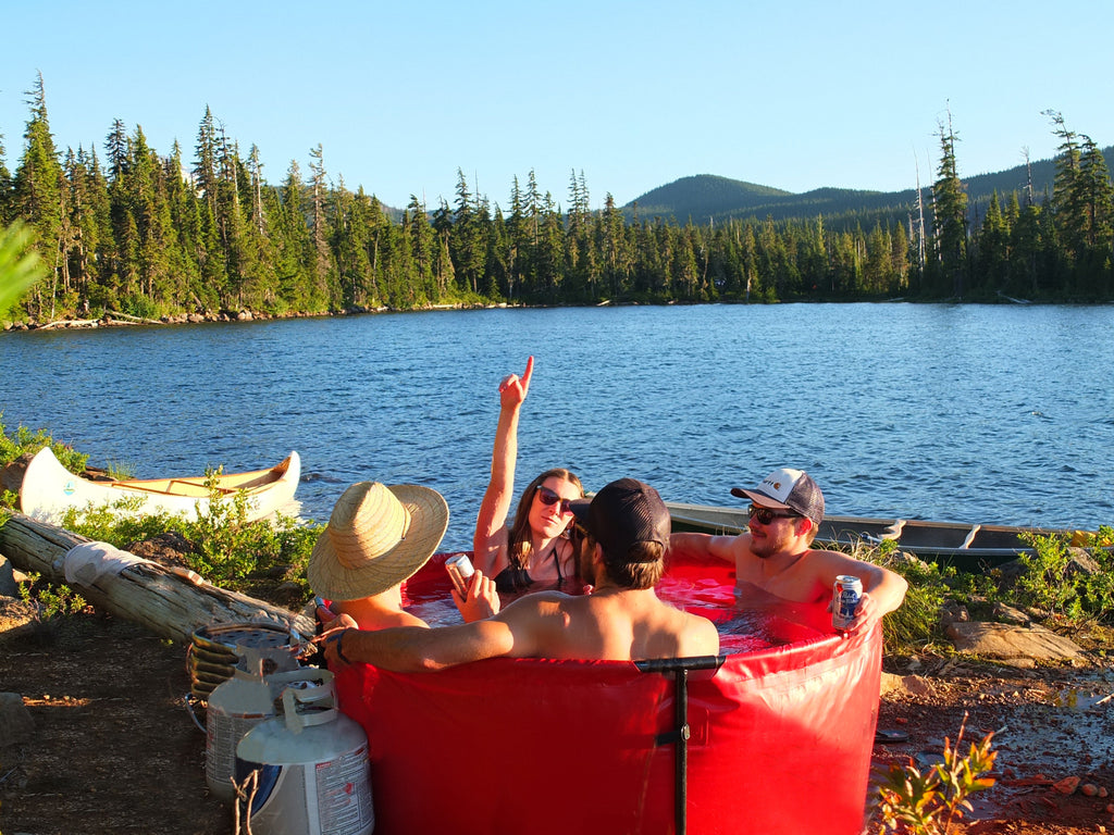 Nomad Collapsible Tub with Frame. – The Original Nomad
