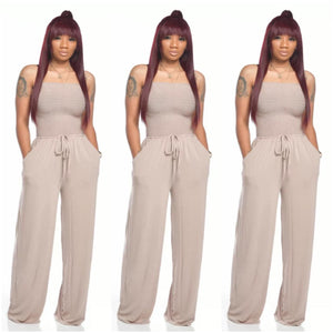 Baby Doll Jumpsuit