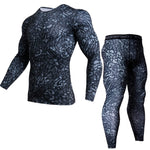 Camouflage Compression Set
