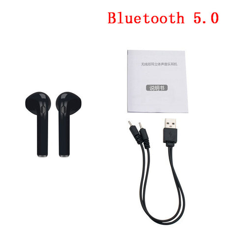 Bluetooth headphones With Microphone, iPhone and Samsung
