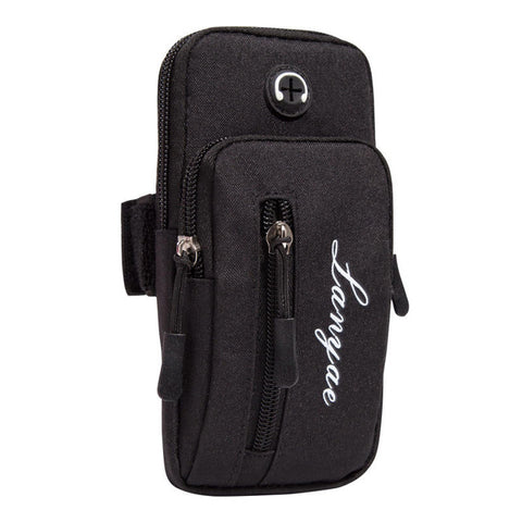 Arm Pouch for Phone, etc. with Headset Hole