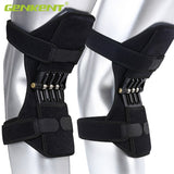 Joint Support Knee Pads with Powerful Rebound Spring