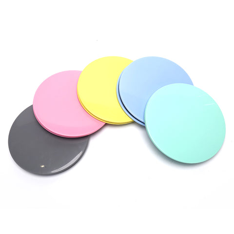New 2PC Fitness Gliding Disc