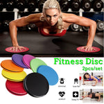 2Pc Abdominal Training Discs