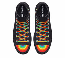 Load image into Gallery viewer, Custom Pride Chuck Taylor All Star Platform - (PRE-ORDER)
