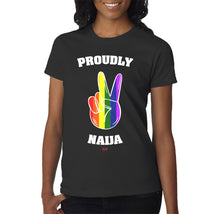 Load image into Gallery viewer, Proudly Naija T-shirt (Unisex)
