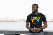 Load image into Gallery viewer, GAYMER T-shirt (Unisex)