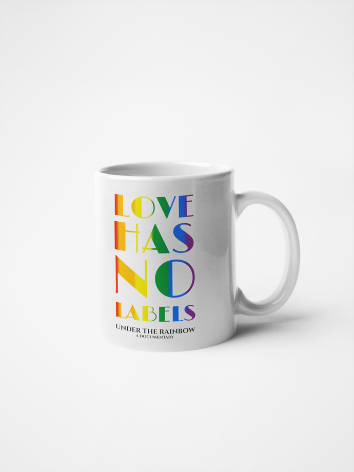 Love Has No Labels Mug