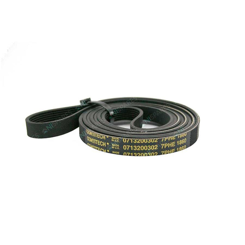 Genuine 1860 7PHE Hotpoint, Indesit & Creda Tumble Dryer Belt