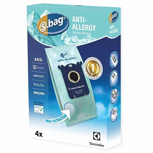 Electrolux S-Bag E206B Anti Allergy Bags