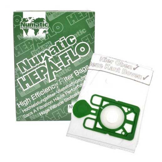 Numatic Henry NVM-1CH 3 Layer Hepaflo Filter Dust Bags
