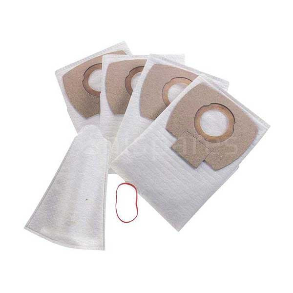 Nilfisk Buddy Bags and Filter 4 Pack