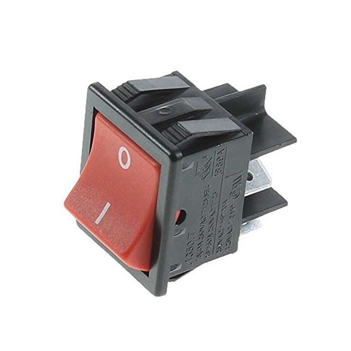 Numatic Vacuum Cleaner On/Off Rocker Switch