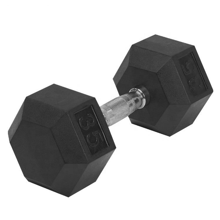 Factory Wholesale Gym Equipment Rubber Hex dumbbell - Transmartgate - Amazing marketplace for Boutique Items.