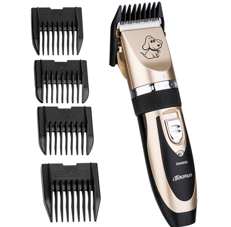 Animal & Pet Care Cat Dog Grooming Scissors & Clippers Hair Trimmers Hair Clipper Tool Kit Cordless Low Noise Ceramic Plastic Grooming Kits Comb Brush Wireless Low Noise Electric Pet Grooming Supplies - Transmartgate - Amazing marketplace for Boutique Items.