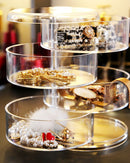 Storage Organization Jewelry Collection Plastic Round Creative / Multilayer - Transmartgate - Amazing marketplace for Boutique Items.
