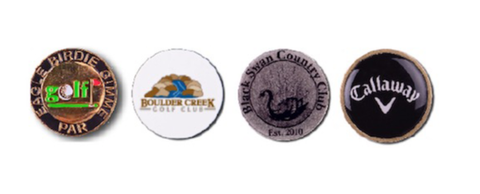 Challenge Coin Ball Marker