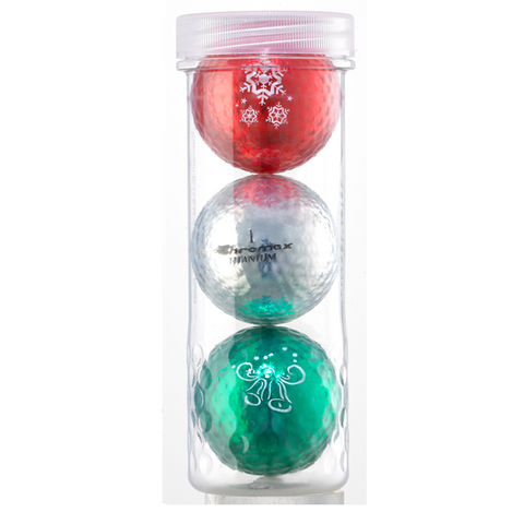 Chromax Themed Golf Balls