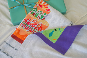 Birthday Throw Blanket
