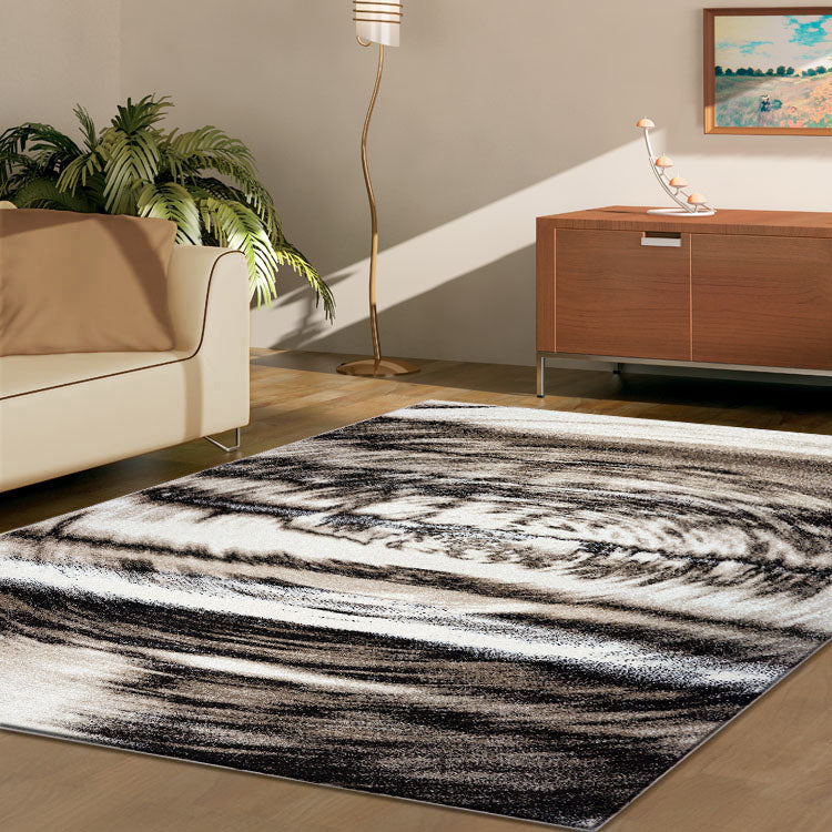 Adorable 3629 Beige Swirl    Rug By Iconic Rugs Australia