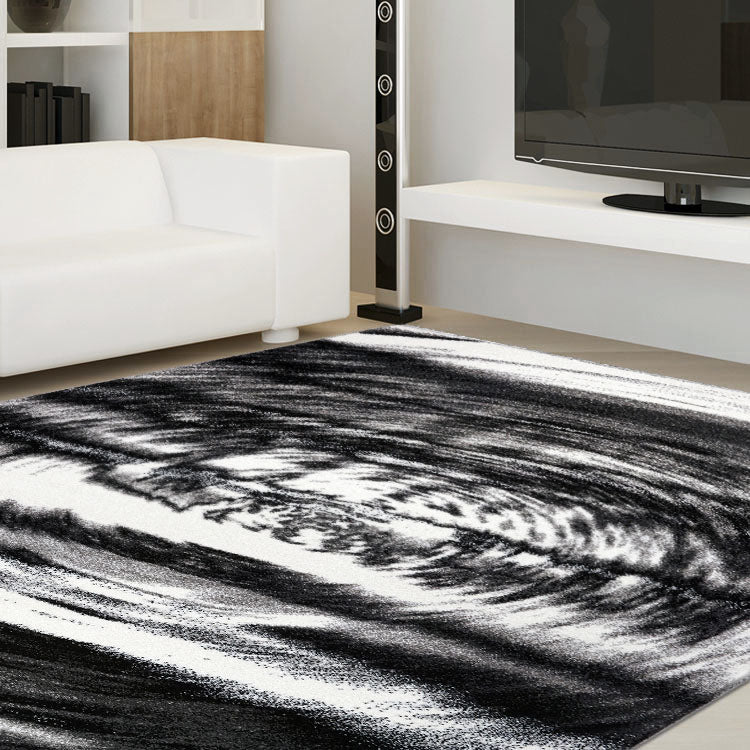 Adorable 3629 Grey  Swirl    Rug By Iconic Rugs Australia
