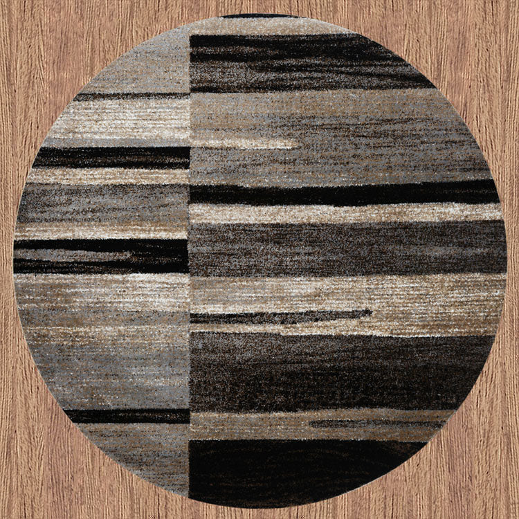 Boston 7866 Round Rugs Collection