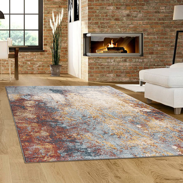 Canyon Mystique  DK Grey 281  Rug by Iconic rugs Australia